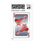 Shark Postage Stamp
