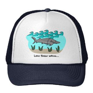 Shark Pranks Cap
