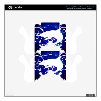 SHARK PRODUCTS SKIN FOR PS3 CONTROLLER