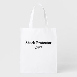 Shark Protector 24/7 Grocery Bags