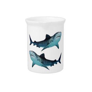 Shark Rally Beverage Pitcher