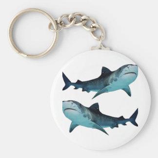 Shark Rally Keychain