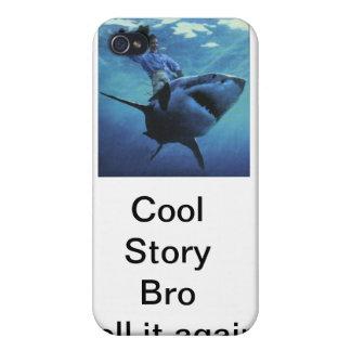 shark ride iPhone 4/4S case