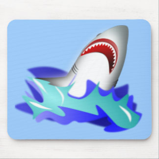 Shark Rise Mouse Pad