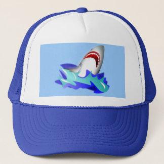 Shark Rise Trucker Hat