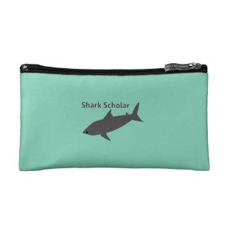 Shark Scholar Makeup Bag