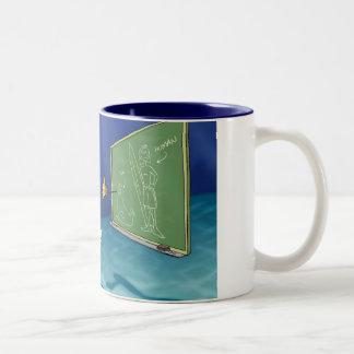 Shark School Mug