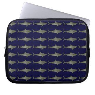 Shark - sharks laptop computer sleeves