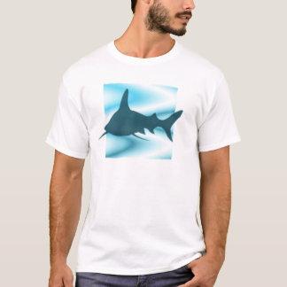 Shark silhouette Mens T-shirt