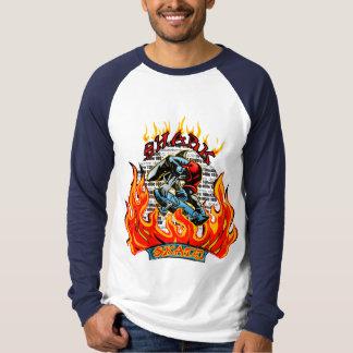 Shark Skateboarding Tee Shirt
