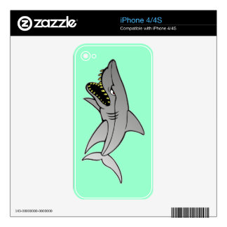 Shark Skin For The iPhone 4S