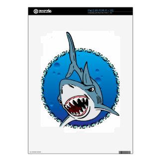 Shark Skins For iPad 2