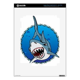 Shark Skins For iPad 3