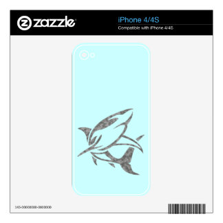 Shark Skins For The iPhone 4S