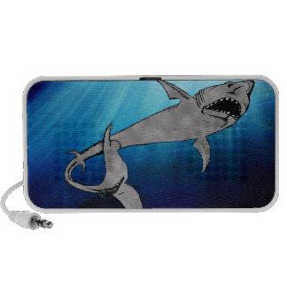 Shark iPhone Speakers