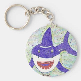 Shark Species Keychains