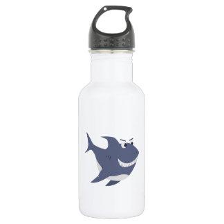 Shark Stainless Steel Water Bottle