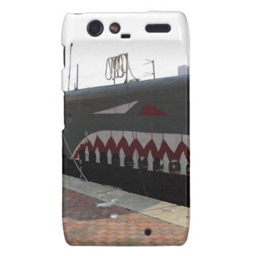 Shark Sub Droid RAZR Case