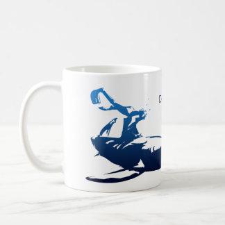 Shark Swimming Coffee Mug