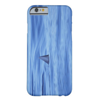 Shark swimming in ocean water barely there iPhone 6 case