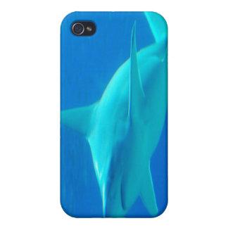 Shark Swimming iPhone 4 Case