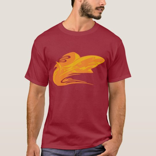 Shark swimming T-Shirt
