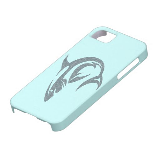 Shark Tattoo iPhone 5 Cases