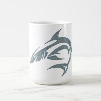 Shark Tattoo Classic White Coffee Mug