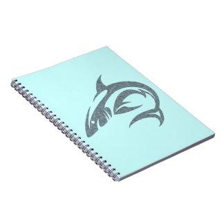Shark Tattoo Notebooks
