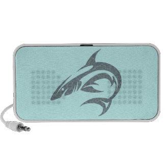 Shark Tattoo Travelling Speaker