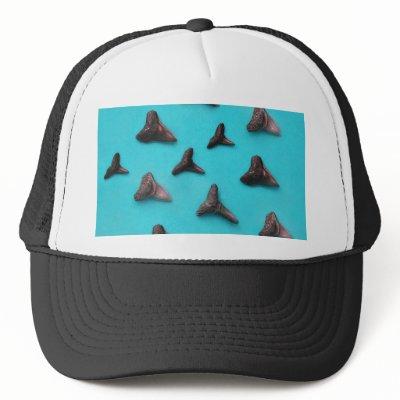 shark teeth images. Shark Teeth Hat by