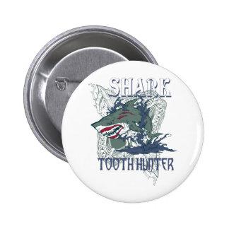 SHARK TOOH HUNTER BUTTON