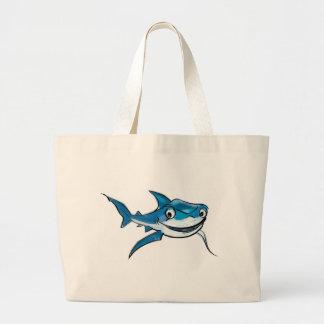 shark tote bags