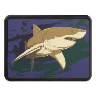 Shark Trailer Hitch Cover