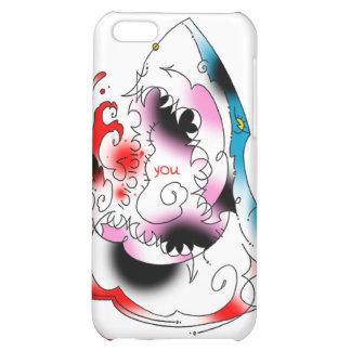 shark u icase iPhone 5C cover