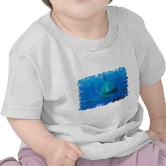 Shark Underwater Shirt