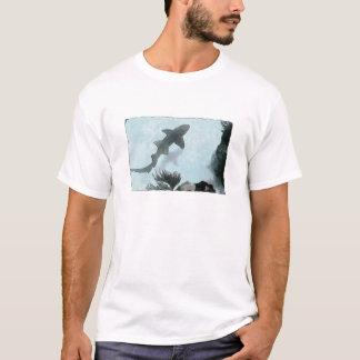 Shark Watercolor T-Shirt