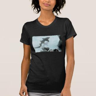 Shark Watercolor Shirts