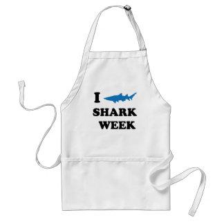 Shark Week Adult Apron