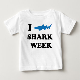 Shark Week Baby T-Shirt