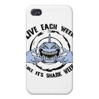 Shark Week iPhone 4/4S Cases