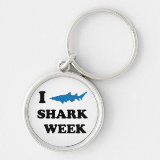 Shark Week Key Chain