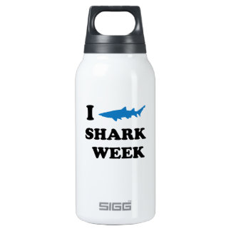 Shark Week SIGG Thermo 0.3L Insulated Bottle