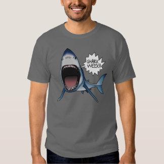 SHARK WEEK T-SHIRTS