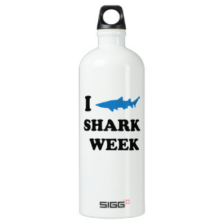 Shark Week Water Bottle