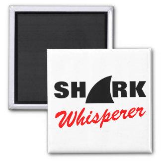 Shark whisperer magnet