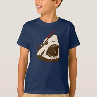 Shark with a Frickin' Laser Beam T-Shirt