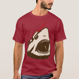 Shark with a Frickin' Laser Beam T-Shirt