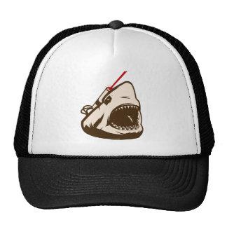 Shark with a Frickin' Laser Beam Trucker Hat