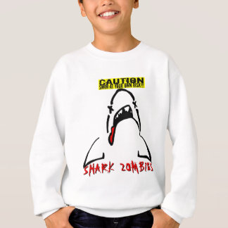 Shark Zombies: Out of the Water Sweatshirt